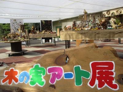 第13回木の実アート展
